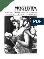 Cosmoglotta October 1949