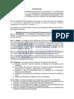 Reglamento Interno de la Federación Ecuatoriana de Fútbol-signed