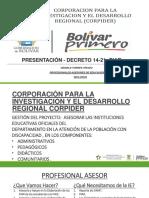 CAPACITACION DECRETO1421-PIAR-CORPIDER - GEISELD TORRES