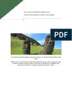 Estátuas Ilha de Páscoa