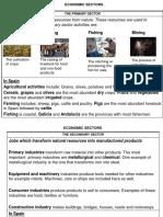 economic sectors1