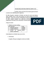 I PARCIAL DE PROGRAMACION MULTINIVEL GRUPO 302