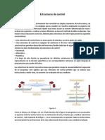 5.0 Estructuras de control