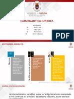 HERMENAUTICA JURIDICA 2