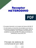 Receptor Heterodino