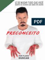 LIVRO PRECONCEITO - FLAVIO DUNCAN