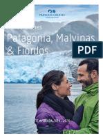 Excursiones Patagonia 2019-2020