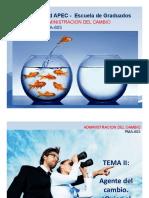 PRESENTACIÓN AGENTE DE CAMBIO-QUIEN -  ADMINISTRACION DEL CAMBIO NOVIEMBREDICIEMBRE 2020-estudiantes