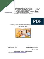 3RA EVALUACIÓN DE INTERVENCIÓN PSICOEDUCATIVA. (ESTUDIO DE CASO) - JOSÉ FRANCISCO.docx