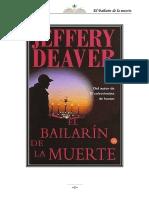 El Bailarin de la muerte - Jeffery Deaver