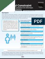 A Beautiful Constraint - Skillsoft.pdf