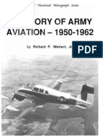 A History of Army Aviation 1950-1962