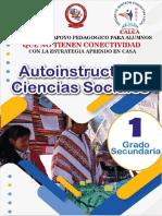 AUTOINSTRUCTIVO 1- II - CCSS