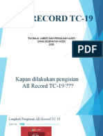 ALL RECORD TC-19.ppt