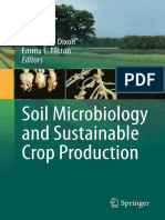 2010_Soil microbiology and sustainable crop production