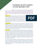 ESTAMOS VIVIENDO EN ESTE PLANETA COMO SI NOS QUEDARA OTRO.pdf