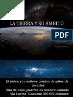 TEMA 2LA TIERRA Y SU AMBITO