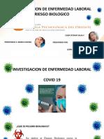 exposicion de EL Biologico COVID - Muerte