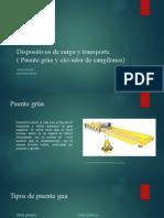 DISPOSITIVOS DE CARGA Y TRANSPORTE.pptx