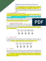 LOS RANGOS NUMÉRICOS PARA EL NIVEL DE EDUCACIÓN INICIAL