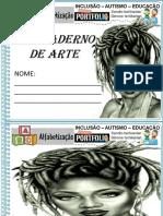 Meu Caderno de Arte 2 Grafismo