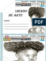 Meu Caderno de Arte 1 Grafismo
