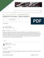 SUOMI KP-31 Kit build... (Semi_FullAuto_) _ The Firearms Forum
