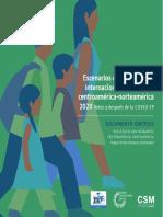 Escenarios de Migración 2020 Antes y Después de Covid RJM-CANA
