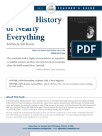 the short history of nearly everything-bill bryson
