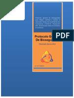 Protocolo General De Bioseguridad ARCHAEOLOGICAL MYSTERY