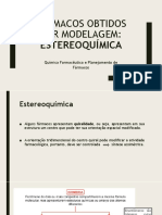 Aula 3 - Estereoquímica
