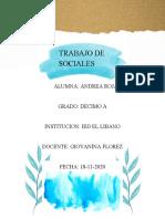 SOCIALES 4