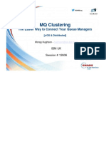 S12606 Clustering