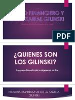 GRUPO FINANCIERO Y EMPRESARIAL GILINSKI