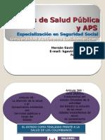 Salud Pública y APS