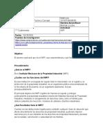 IMPI en legislacion industrial