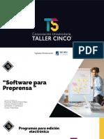 Software para Preprensa Nelson Prieto