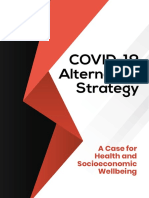 EXPERTS AGAINST LOCKDOWN - COVID-19 Alternative Strategy - A Case for Health and Socioeconomic Wellbeing
