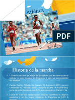 atletismo marcha