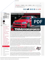 Lexus IS300 Coilover Buyers Guide
