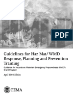 FEMA-Guidelines for Haz Mat WMD Response, Planning and Prevention Training  .pdf