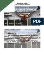 MENSAJEROS DIVINOS