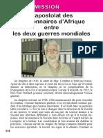 Apostolat_mafr_entre_les_deux_guerres_mondiales