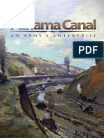 The Panama Canal an Army's Enterprise
