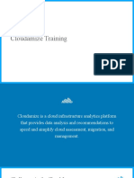 Cloudamize Platform Training for Azure