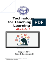 Module 1 TTL 1