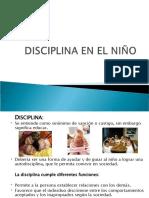 DISCIPLINA EN EL NIÑO_Conductismo