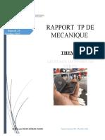 TP N° DE MECA AJUSTAGE