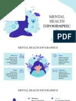 Mental Health Infographics by Slidesgo