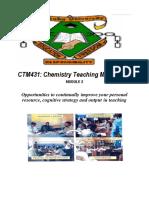 CTM431 MODULE 2 2014